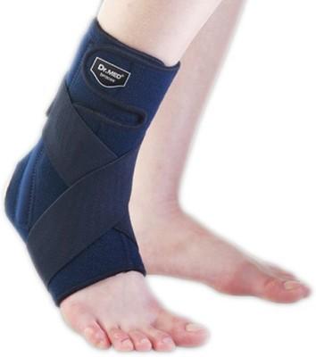 Dr.Med MSDDRA011 Ankle Support (XL, Blue)
