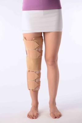 Vissco Brace (Long) Knee Support (L, Beige)