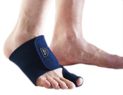 Dr.Med Drmed Toe Bunion Splint U Left Foot Support (Free Size, Blue)