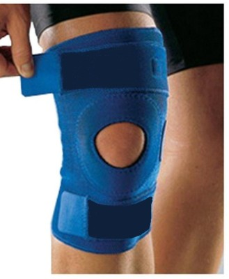 Turion Functional Premium 12 Inch Blue Knee, Calf & Thigh Support (S, Blue)