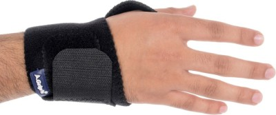 Grip India Wrist Wrap Wrist Support (Free Size, Multicolor)