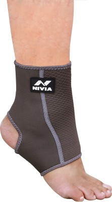 Nivia Performaxx Ankle Support (L, Grey)