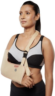 Apex Orthowear POUCH ARM SLING (TROPICAL) - CH Hand Support (L, Multicolor)