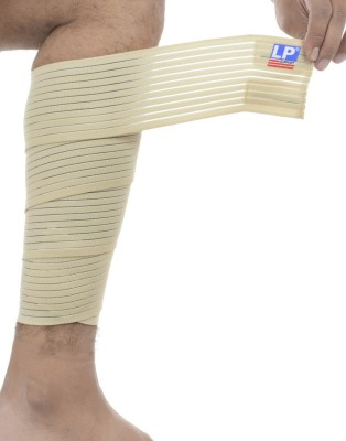 LP Support 635 Shin Support (Free Size, Brown)