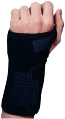 Relief Carpal Tunnel Left Wrist Support (Free Size, Black)
