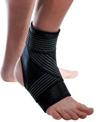 Liveup Ls5783 Ankle Support NA (M, Multicolor)