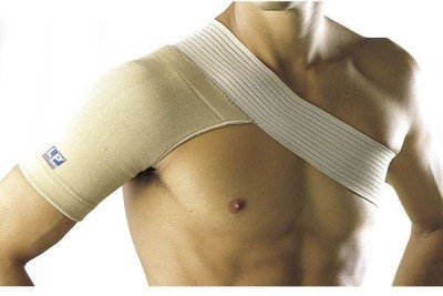 LP 958 Shoulder Support (M, Brown)