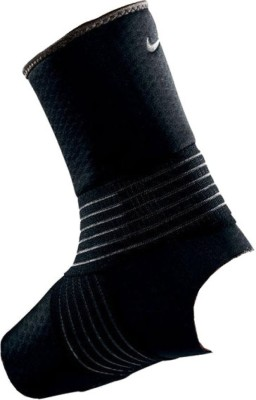 Nike WRAP Ankle Support (L, Black)