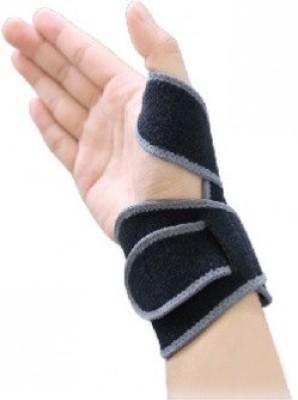 BodyVine Siliprine Stabilizer- Right Wrist Support (S, Black)