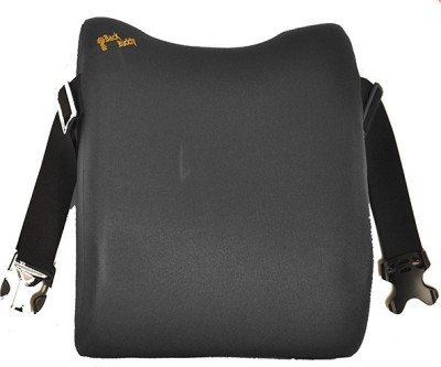 Transval Buddy Jr Back Support (Free Size, Black)