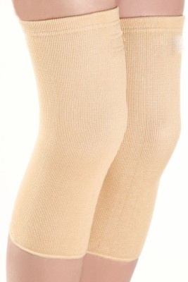 Zcare Pharma Z_KNEE_CAP_110 Knee Support (Free Size, Beige)