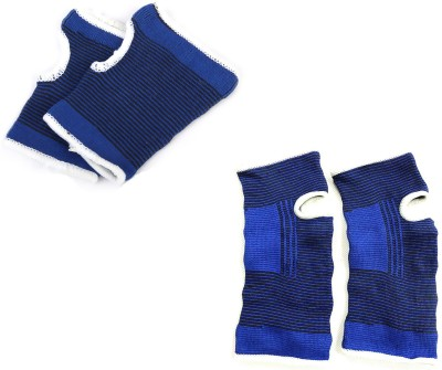 atyourdoor PASupport02 Palm Support (Free Size, Blue)