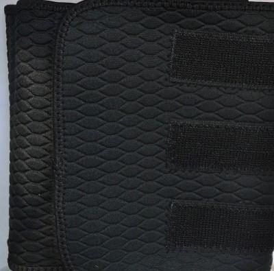 MES Lumber Brace Waist Support (Free Size, Black)