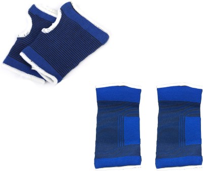 atyourdoor PKnee02 Palm Support (Free Size, Blue)