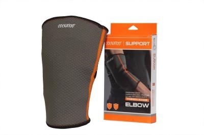 Cockatoo ELB Elbow Support (L, Black)