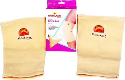 Mahalaxmi Medicos MK005 Knee Support (Free Size, Maroon)