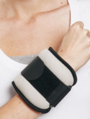 Tynor Weight Cuff 2Kg Wrist Support (Free Size, Multicolor)