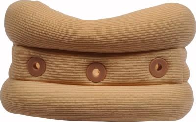 SafeAnBTouch Cervical Collar Soft Neck Support (S, Beige)