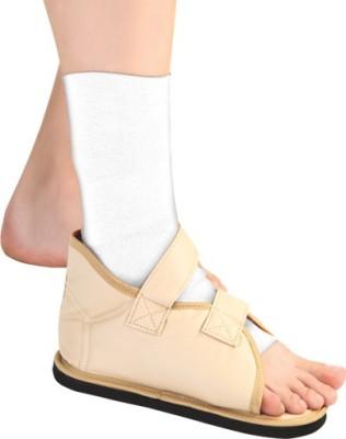 Flamingo Cast Shoe Foot Support (L, Beige)