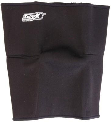 SUPER-K Leg Knee Support (L, Black)