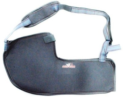Ache Cure Pouch Arm Hand Support (S, Grey)