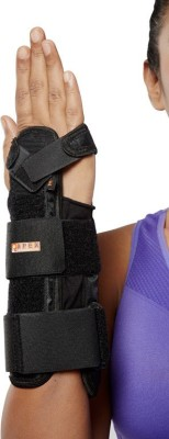 Apex Orthowear 50 Wrist Support (L, Multicolor)