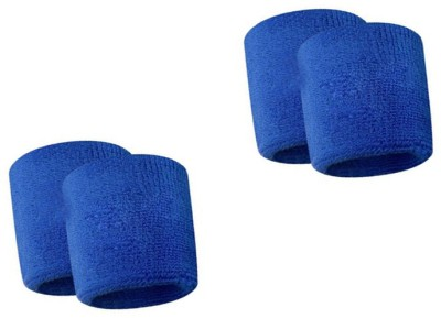 Verceys SportsBand Wrist Support (Free Size, Blue)