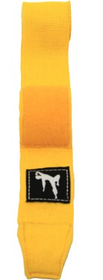 Brucelee bruclee boxing wraps yellow,pair