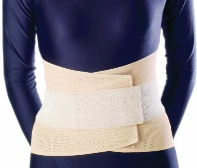 Vissco Sacro Lumbar Back Belt Back Support (S, Beige)