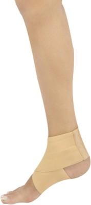 Modern Medical Aids Elastic Ankle Binder Ankle Support (L, Beige)