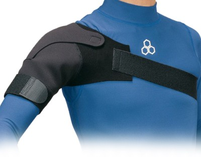 McDavid Light Weight 463R (S) Shoulder Support (S, Black)
