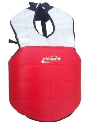 PROSPO Taekwondo chest guard NA (L, Red, Blue, White)