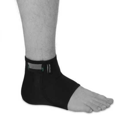 Aptonia S200 Ankle Support (S, Black)