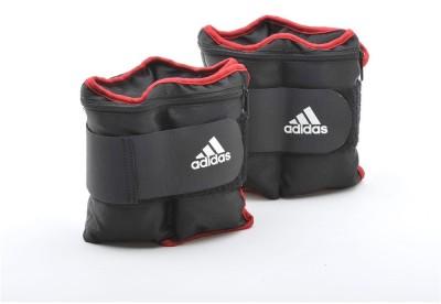 Adidas Adjustable Ankle/Wrist Weights - 2 x 1.0kg