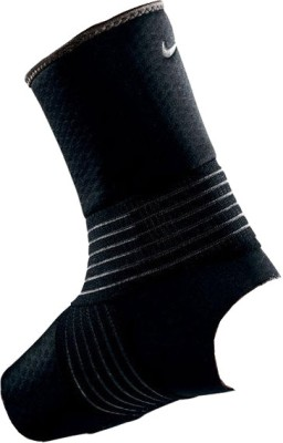 Nike Ankle Wrap Ankle Support (XL, Black, Dark Charcoal)