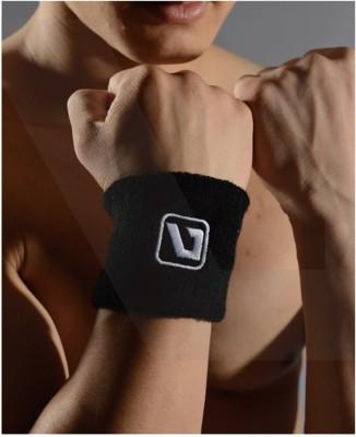 Liveup Ls5750 Wrist Support 8*10cm Black Cotton (M, Black)