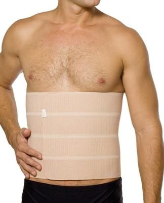 Zcare Pharma Tummy Belt Elastic Abdomen Support (XL, Beige)