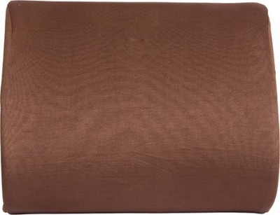 Flamingo Foam Rest(Small) Back Support (Free Size, Brown)