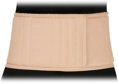 D4 Rehabilitation Sacro Lumber Brace (Belt) Super Fine Lumbar Support (XL, Blue, Brown)