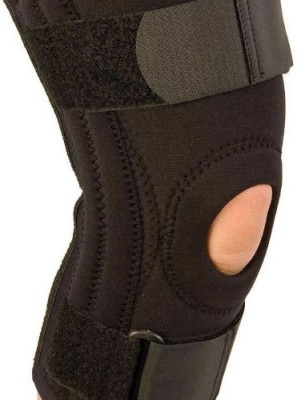 Turion Functional Knee Support (M, Black)