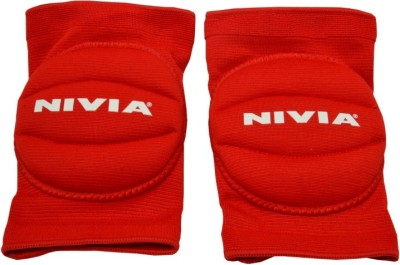 Nivia Knee Pad Red057 Knee Support (XS, Red)