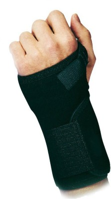 Relief Carpal Tunnel Wrist Support (Free Size, Black)