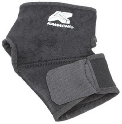 Kamachi k 660 Ankle Support (Free Size, Black)