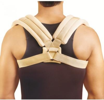 Zcare Pharma Clavicle Brace Medium Shoulder Support (S, Beige)