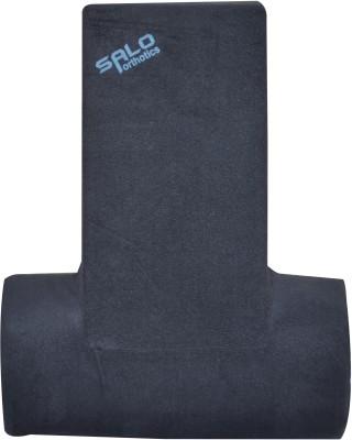 Salo Orthotics T-Shaped Cushion Back Support (Free Size, Blue)
