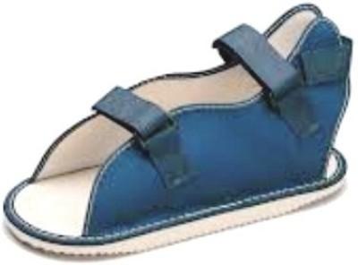 Ache Cure Cast Shoe Foot Support (L, Blue)