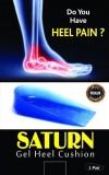 Saturn HEEL CUSHION Heel Support (M, Blu...