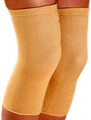 OrthoCare Premium Cap Knee Support (M, Beige)