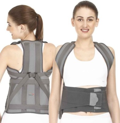 Samson Taylor's Brace Back & Abdomen Support (XL, Grey)