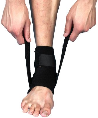 Aktive Support 511A Ankle Support (Free Size, Black)